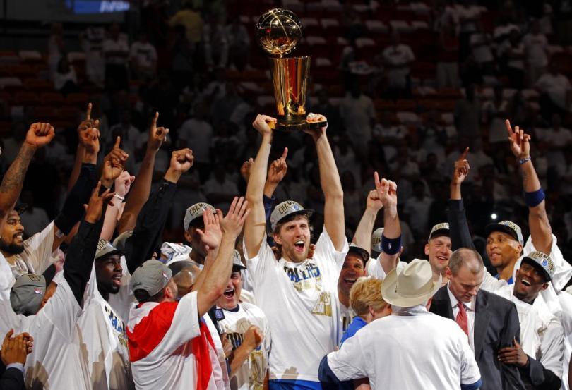 2019 NBA AllStar Game Nowitzkis final bow Doncics